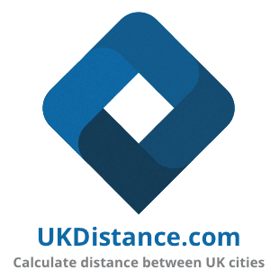 Distance from London to Liverpool